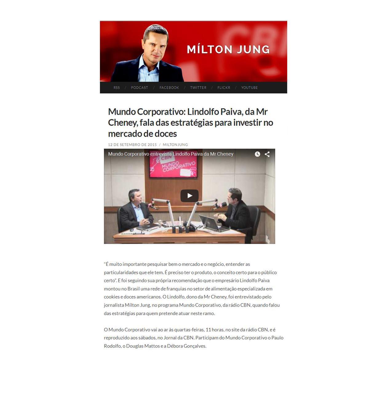 Mundo Corporativo 09/2015