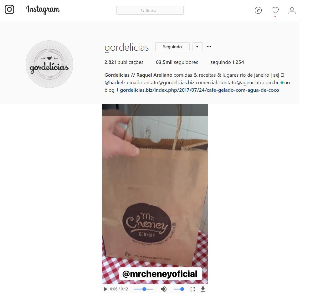 Instagram Gordelícias 1
