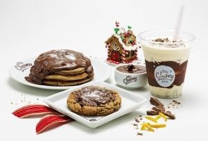 Cookietone, Pancake e Shaketone media